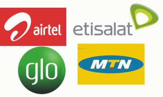 Nigerian Telecom companies