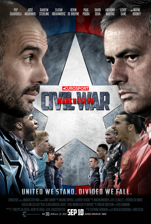 Civil War : The Manchester Derby