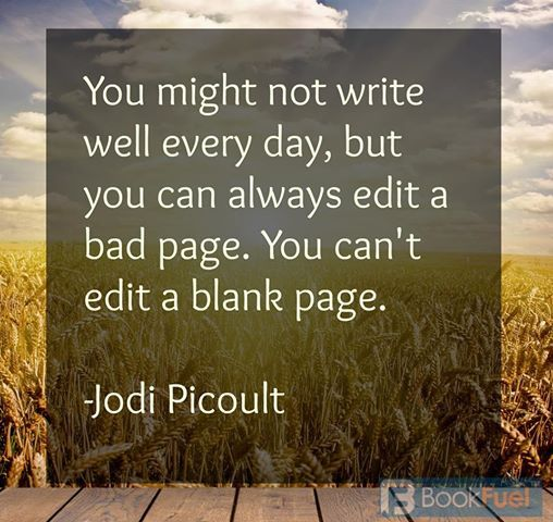 Quote by Jodi Picoult