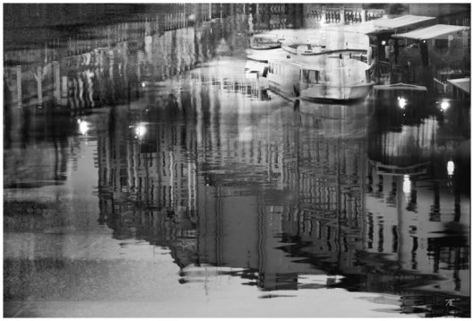 abstract black and white photography black silver large wall art print st petersburg large poster night city boats 16x24 20x30 24x36
